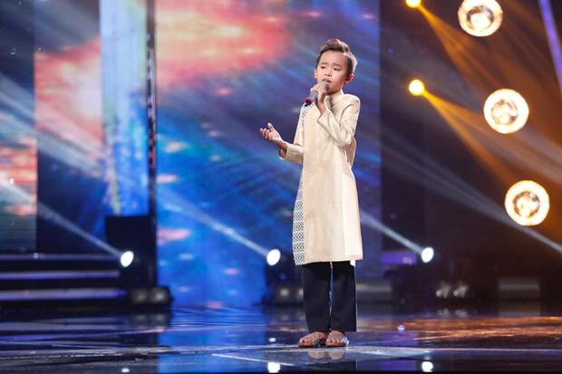 Hồ Văn Cường - hiện tượng Vietnam Idol Kids: Đứng nhất tất cả các tuần, chiến thắng với tỉ lệ áp đảo gần 60%! - Ảnh 7.