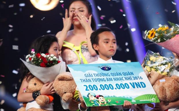 Hồ Văn Cường - hiện tượng Vietnam Idol Kids: Đứng nhất tất cả các tuần, chiến thắng với tỉ lệ áp đảo gần 60%! - Ảnh 11.