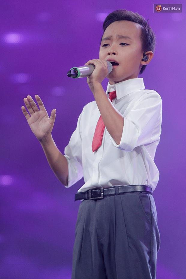 Hồ Văn Cường - hiện tượng Vietnam Idol Kids: Đứng nhất tất cả các tuần, chiến thắng với tỉ lệ áp đảo gần 60%! - Ảnh 6.