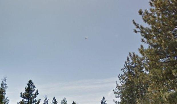 Cư dân mạng xôn xao trước hình ảnh đĩa bay trên bầu trời, nơi chụp được nó còn khiến nhiều người ngạc nhiên hơn - Ảnh 4.
