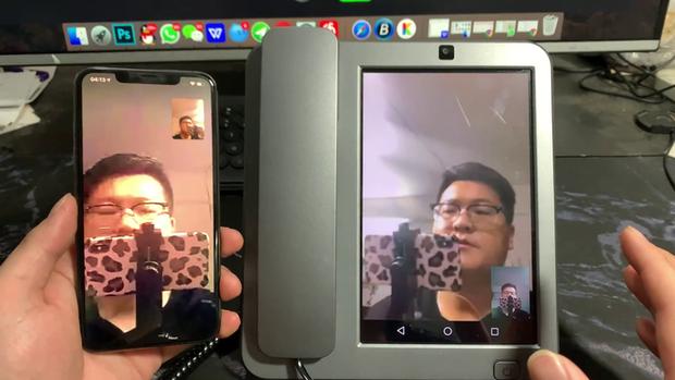 Cận cảnh chiếc điện thoại bàn thông minh chạy Android đang hot trên MXH những ngày qua - Ảnh 9.
