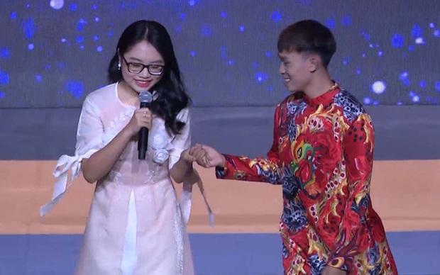 Hồ Văn Cường từng được mẹ nuôi Phi Nhung kết duyên với Phương Mỹ Chi trên truyền hình - Ảnh 2.