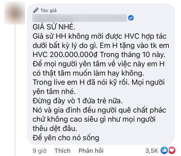 Hồ Văn Cường được mời làm đại sứ có cát-xê 2 tỷ 1 năm: Nếu không hợp tác được thì vẫn tặng em Cường 200 triệu - Ảnh 4.