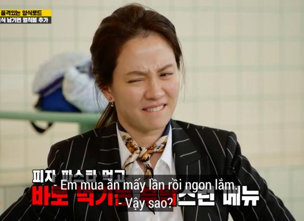 Fan lo sốt vó khi mợ ngố Ji Hyo nhợt nhạt trên Running Man, liên tục ôm bụng vì viêm ruột - Ảnh 8.