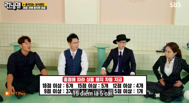 Fan lo sốt vó khi mợ ngố Ji Hyo nhợt nhạt trên Running Man, liên tục ôm bụng vì viêm ruột - Ảnh 5.