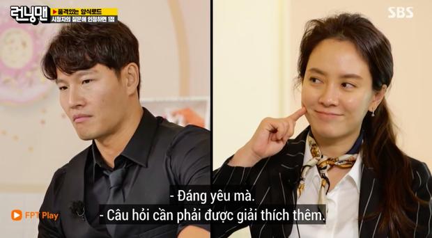 Song Ji Hyo thừa nhận Kim Jong Kook là hình mẫu lý tưởng, fan sướng rơn khi nghe lý do - Ảnh 1.