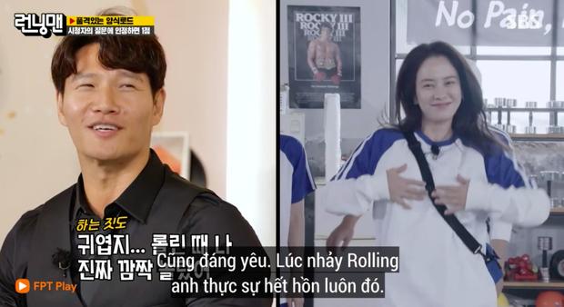 Song Ji Hyo thừa nhận Kim Jong Kook là hình mẫu lý tưởng, fan sướng rơn khi nghe lý do - Ảnh 2.