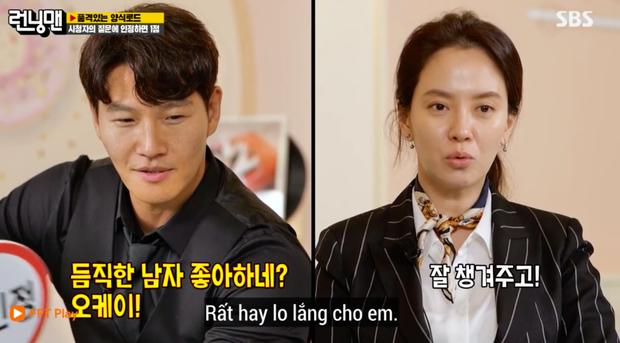 Song Ji Hyo thừa nhận Kim Jong Kook là hình mẫu lý tưởng, fan sướng rơn khi nghe lý do - Ảnh 3.