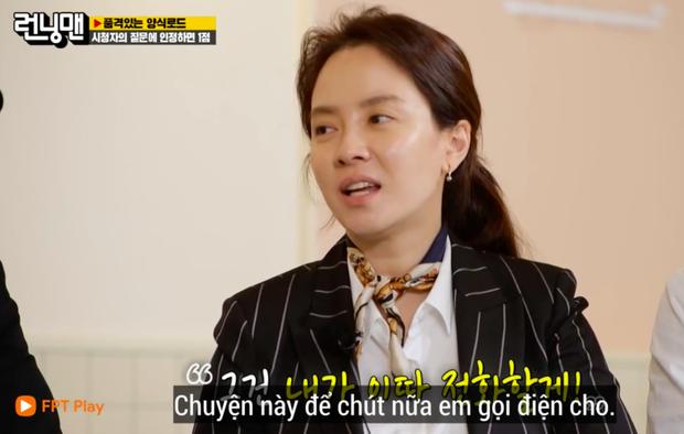 Song Ji Hyo thừa nhận Kim Jong Kook là hình mẫu lý tưởng, fan sướng rơn khi nghe lý do - Ảnh 5.