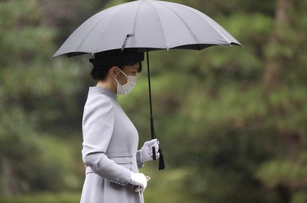 Công chúa Nhật Bản lộ diện giữa lúc đám cưới bị phản đối dữ dội, 1 mình thực hiện nguyện vọng cuối trước khi chính thức rời hoàng gia - Ảnh 1.