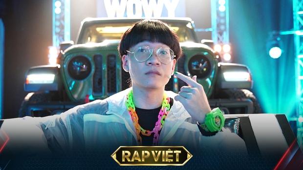 Tạo hình của bộ 6 Rap Việt mùa 2: Wowy - LK nổi bần bật vì quá chất, Rhymastic lộ diện sau scandal - Ảnh 2.