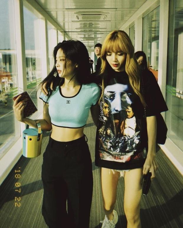 Trong BLACKPINK có cặp đôi Jennie - Lisa gấp đôi visual cực đã mắt, nhưng có bất hòa như lời đồn? - Ảnh 6.
