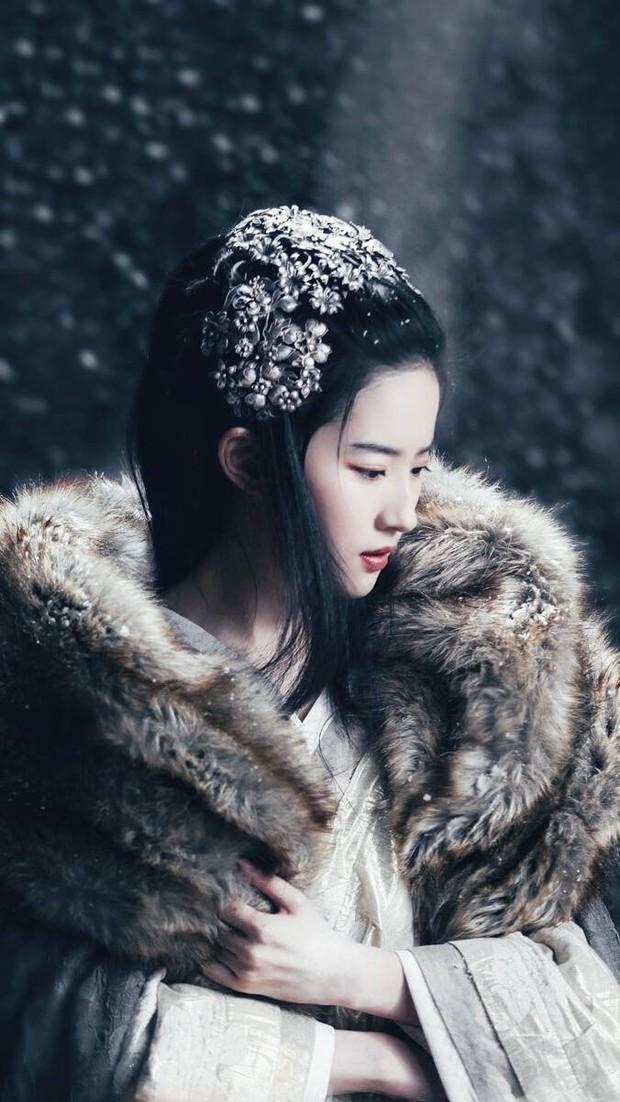 Lưu Diệc Phi từng cởi áo trước mặt Phùng Thiệu Phong, đẹp đến chao đảo chúng sinh trên màn ảnh 10 năm trước - Ảnh 4.
