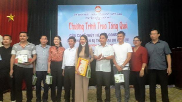 Quảng Nam báo cáo Bộ Công an việc từ thiện của ca sĩ Thủy Tiên: Hoàn toàn minh bạch, rõ ràng - Ảnh 1.