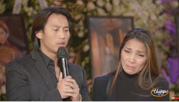 Tang lễ cố ca sĩ Phi Nhung ở Mỹ: Việt Hương khóc nức nở trong vòng tay Wendy Phạm, tiết lộ di nguyện cuối cùng của cố nghệ sĩ - Ảnh 20.