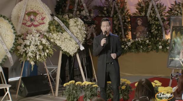 Tang lễ cố ca sĩ Phi Nhung ở Mỹ: Việt Hương khóc nức nở trong vòng tay Wendy Phạm, tiết lộ di nguyện cuối cùng của cố nghệ sĩ - Ảnh 14.