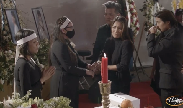 30 bức ảnh xuất hiện trong tang lễ Phi Nhung tại Mỹ, hé lộ tâm nguyện cuối cùng! - Ảnh 6.
