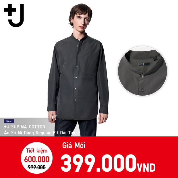Mua quần áo đợt này được sale nhiều ghê, từ áo phông đến áo khoác xịn mịn đều giảm tới 50% - Ảnh 2.