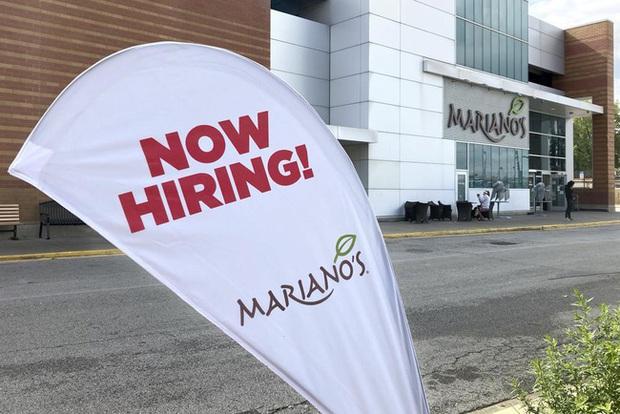 Lao động Mỹ bỏ việc với số lượng kỷ lục 43 triệu người trong tháng 8 - Ảnh 1.