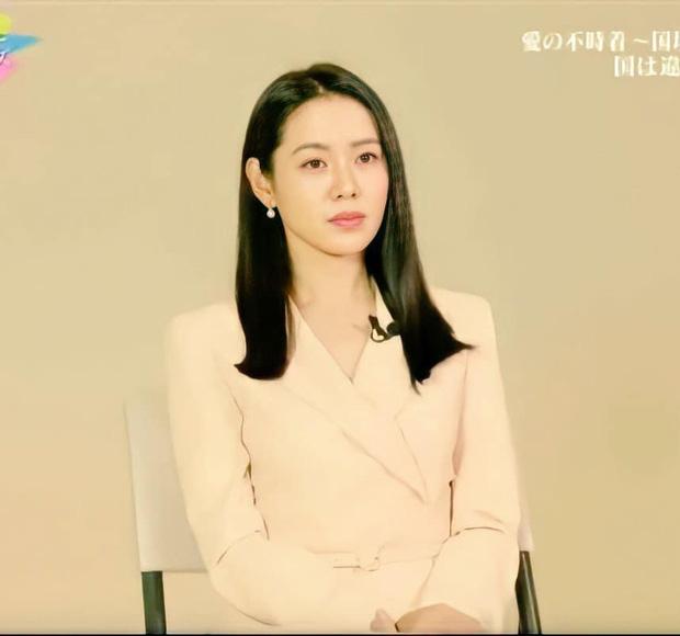 Son Ye Jin tiết lộ bom tấn với Hyun Bin lẽ ra kết thúc bi kịch, tại anh chị tình cảm quá nên được sửa kịch bản luôn - Ảnh 3.
