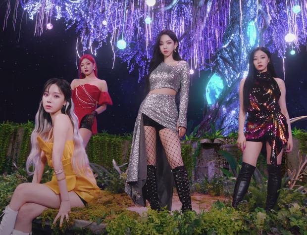 Knet chọn hit đỉnh nhất 2021: aespa được công nhận, Red Velvet - BLACKPINK lặn mất tăm còn TWICE gây tranh cãi - Ảnh 2.