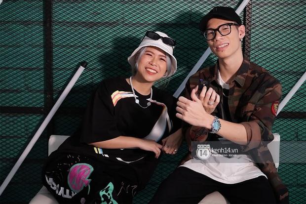 Hành trình tình yêu của MCK - tlinh tại Rap Việt: Bảo vệ nhau trước scandal, đáng chú ý phát ngôn về tương lai của cả 2! - Ảnh 8.