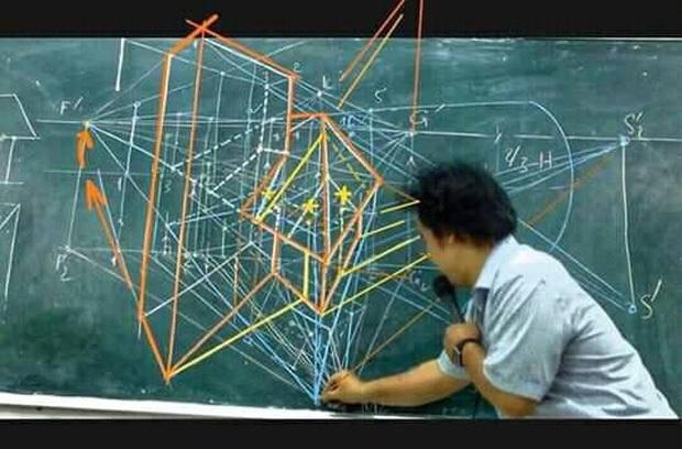 Câu đố chơi chữ Tiếng Việt: Hình học thật là gọi là gì?, trả lời trong 5 giây chứng tỏ bạn siêu thông minh! - Ảnh 4.