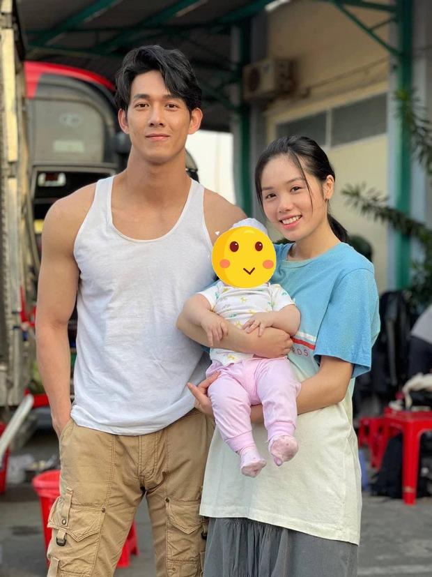 Trâm Anh - cô gái có con với Song Luân nhưng vướng tin hẹn hò Trương Thế Vinh là ai? - Ảnh 11.