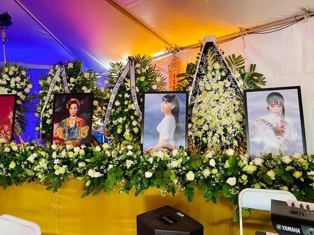 30 bức ảnh xuất hiện trong tang lễ Phi Nhung tại Mỹ, hé lộ tâm nguyện cuối cùng! - Ảnh 2.