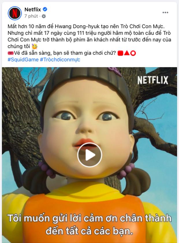 Số người xem Squid Game thay đổi đến mức báo động giữa nhiều tranh cãi, Netflix phải đưa ra thông báo quan trọng - Ảnh 2.