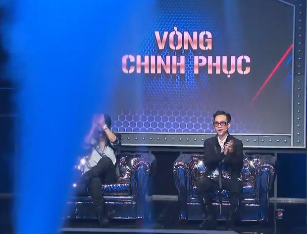 Rap Việt mùa 2 nhá hàng tập 1: Binz vẫn trung thành với cây hồng, LK chất nhất dàn HLV! - Ảnh 5.