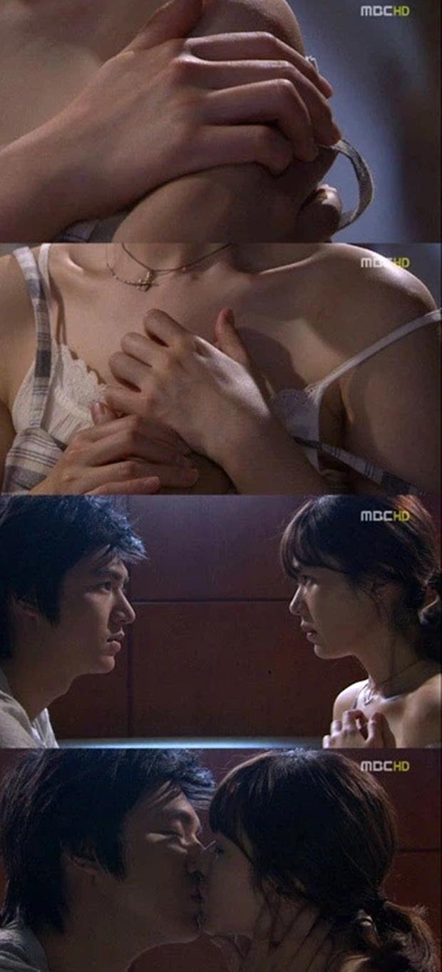 Son Ye Jin - Lee Min Ho từng có cảnh giường chiếu nóng bỏng mắt, Hyun Bin xem lại chắc tức phát điên - Ảnh 3.