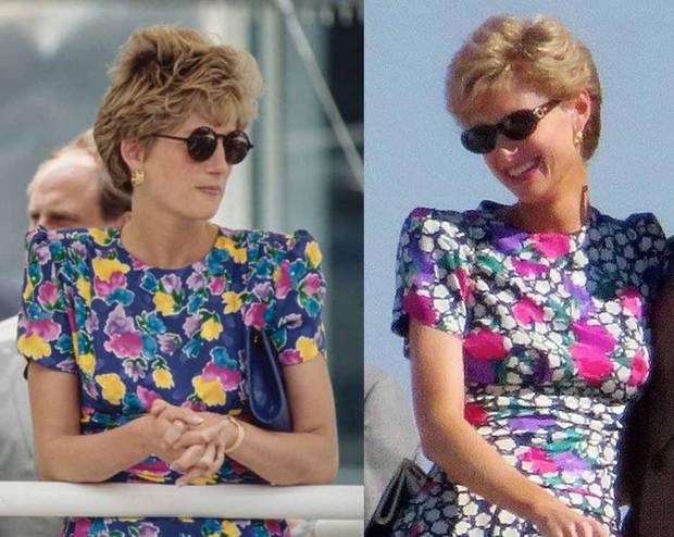 Hú hồn ảnh hậu trường Công nương Diana của phim The Crown bị lộ, phát ngất vì sao y bản chính không phân biệt nổi! - Ảnh 1.