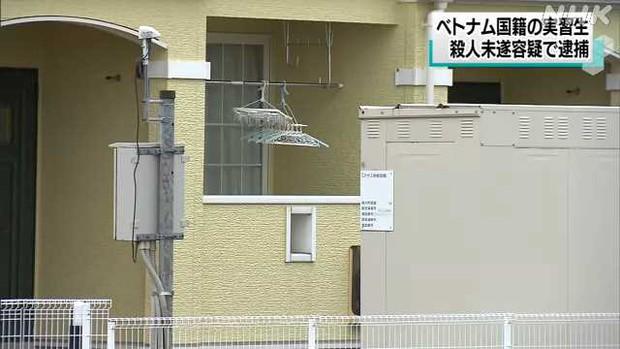 Nóng: Bắt giữ thực tập sinh Việt Nam dùng dao cứa cổ bạn cùng phòng ở Nhật Bản do bị nhắc nhở về lối sống - Ảnh 1.