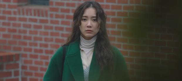 Netizen sốc visual nữ chính Hospital Playlist ở phim mới, thêm vai diễn dị dị xem nổi cả da gà - Ảnh 5.