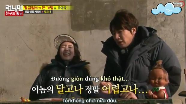 Running Man bắt trend chơi Squid Game, trùm cuối liệu có phải... Lee Kwang Soo? - Ảnh 7.