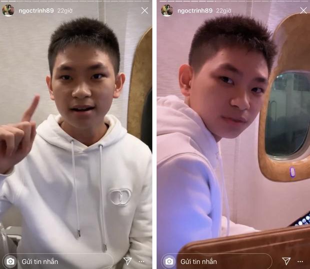 Danh tính rich kid bị Ngọc Trinh unfollow: Từng được idol khoe trên Instagram, 2 năm sau cạch mặt vì chiếc gương hàng auth 200 triệu?  - Ảnh 3.