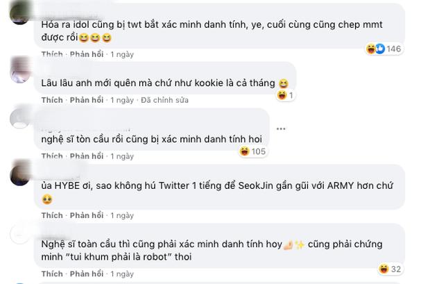 Jin (BTS) tiết lộ lý do ít sử dụng MXH Twitter, fan nghe xong ngán ngẩm: Hoá ra idol cũng gặp rắc rối như người thường mà thôi! - Ảnh 5.