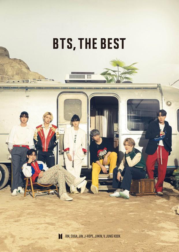 Doanh số album Nhật của các nhóm Kpop năm 2021: BTS và dàn gà HYBE thống trị, girlgroup duy nhất có mặt không phải BLACKPINK - Ảnh 9.