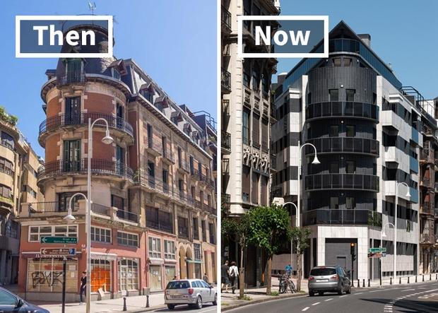 20 ngôi nhà cổ được cải tạo sau những thăng trầm thời gian, nhưng chẳng hiểu sao còn xấu hơn ban đầu - Ảnh 11.