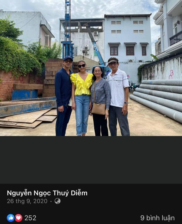 Netizen khui vợ chồng Thuý Diễm xây nhà sau 2 tháng kêu gọi từ thiện giữa ồn ào nhưng thực hư thế nào? - Ảnh 5.