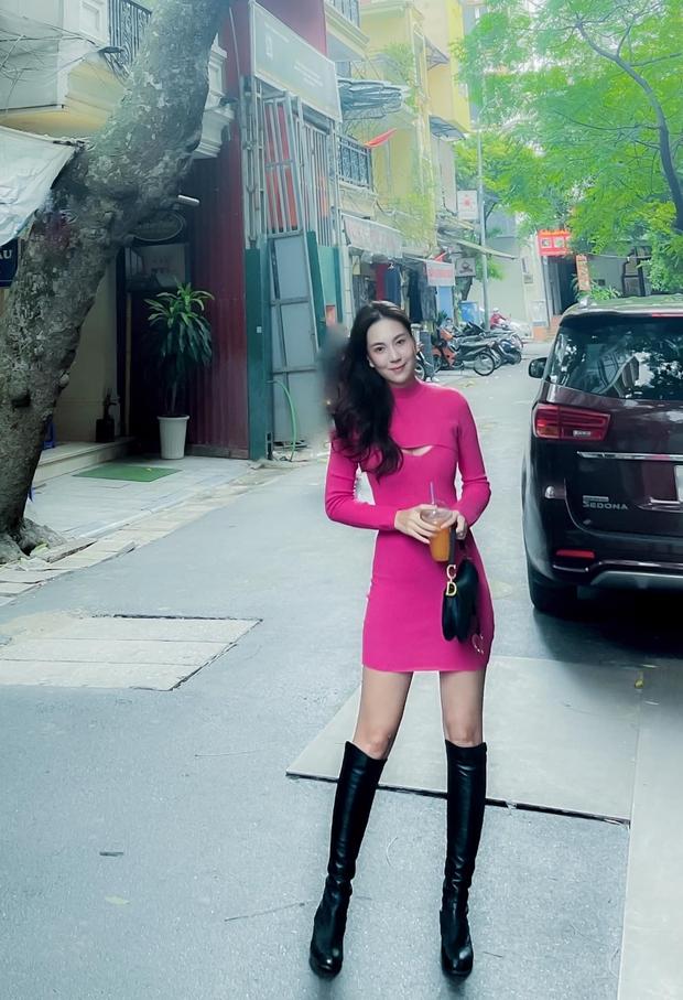 MC Mai Ngọc kể chuyện đi ăn bún ngan được khen lên đồ như người nước ngoài, dân mạng lại chỉ chú ý vào đôi chân dài 2 mét - Ảnh 2.