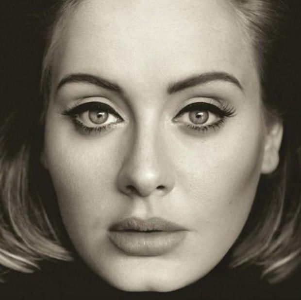 Adele tung bìa album đơn giản quá khiến fan than trời: Chị có thể make it complicated hơn được khum? - Ảnh 4.