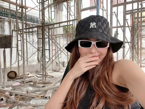 Netizen khui vợ chồng Thuý Diễm xây nhà sau 2 tháng kêu gọi từ thiện giữa ồn ào nhưng thực hư thế nào? - Ảnh 4.