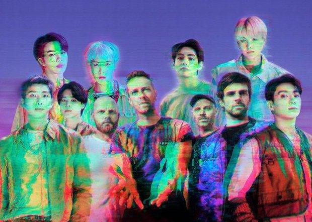 Coldplay cố gắng bảo vệ BTS khi bị MC người Đức mỉa mai, cố tình hạ thấp - Ảnh 1.