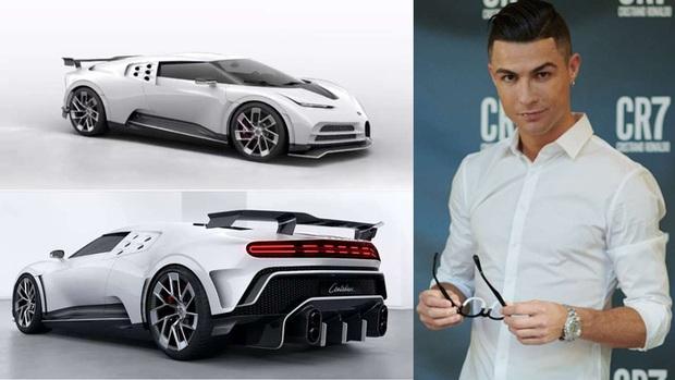 Ronaldo chi gần 300 tỷ đồng mua siêu xe chỉ có 10 chiếc trên toàn thế giới - Ảnh 1.