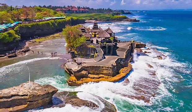Indonesia mở cửa trở lại hòn đảo du lịch Bali cho du khách từ 19 quốc gia đủ điều kiện - Ảnh 1.