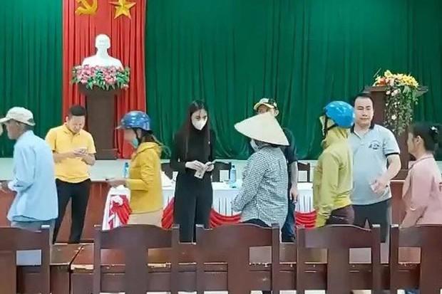 Thêm 4 địa phương xác nhận số tiền từ thiện của ca sĩ Thủy Tiên - Ảnh 1.