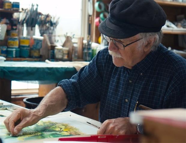 Ông lão mua một căn nhà rộng 70m2 trên mặt nước, sống nhàn nhã một mình hơn 30 năm: Không bị vật chất bó buộc, thế giới tinh thần trở nên phong phú hơn! - Ảnh 28.