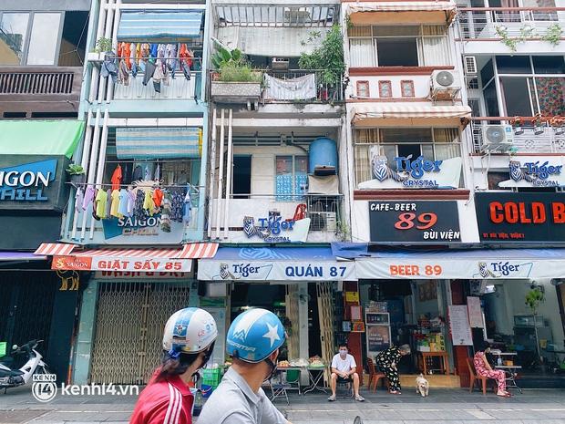 Chuyện khó tin ở Sài Gòn: Tụ điểm bar pub hot nhất nay đã trở thành chỗ bán rau? - Ảnh 4.